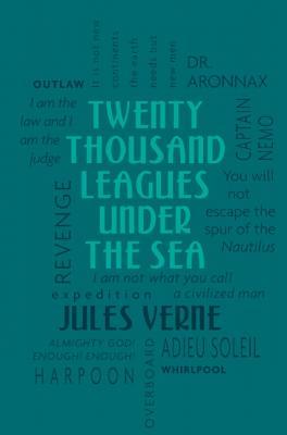 Twenty Thousand Leagues Under the Sea (Word Cloud Classics), Verne, Jules; Mercer, Lewis Page