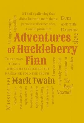 Image for Adventures of Huckleberry Finn (Single Title Classics)