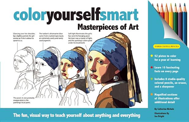Color Yourself Smart: Masterpieces of Art, Catherine Nichols