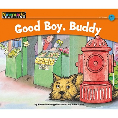 Image for Good Boy, Buddy (Rising Readers: Animal Adventures Levels A-e)