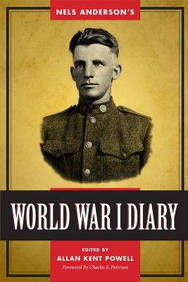 Image for Nels Anderson's World War I Diary