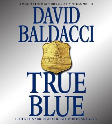 TRUE BLUE, BALDACCI, DAVID