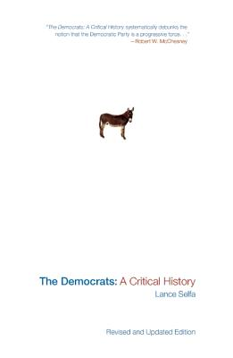 Image for Democrats: A Critical History (Updated edition)