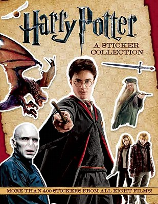 Harry Potter: A Sticker Collection, Warner Bros. Consumer Products Inc., .