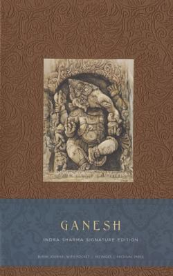 Image for Ganesh Hardcover Blank Journal (Large)