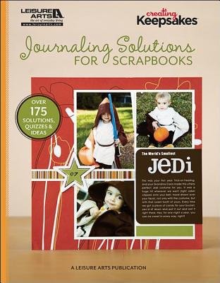 Image for Journaling Solutions for Scrapbooks (Creating Keepsakes)