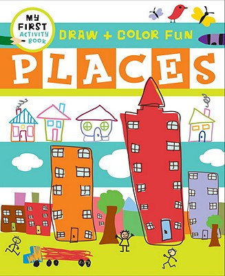 Image for Draw + Learn: Places