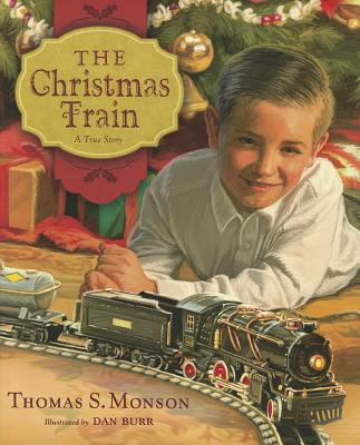 The Christmas Train: A True Story, Monson Thomas S