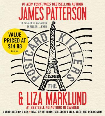 The Postcard Killers, James Patterson, Liza Marklund