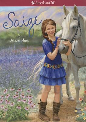 Image for Saige (American Girl Today)