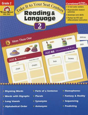 Image for Take It to Your Seat Reading and Language Centers, Grade 2