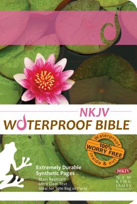 Waterproof Bible - NKJV - Lily Pad, Bardin & Marsee Publishing (Author)