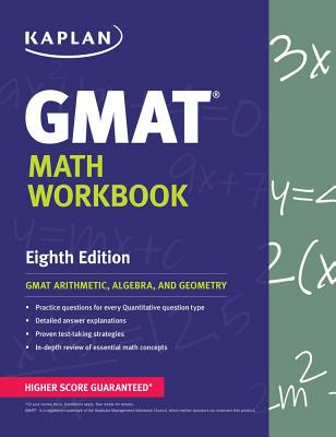 Image for Kaplan GMAT Math Workbook (Kaplan Test Prep)