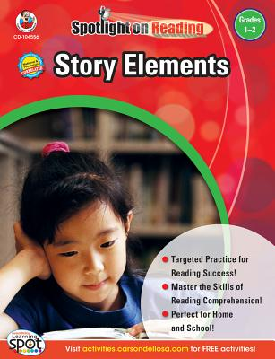 Image for Story Elements, Grades 1 - 2 (Spotlight on Reading)