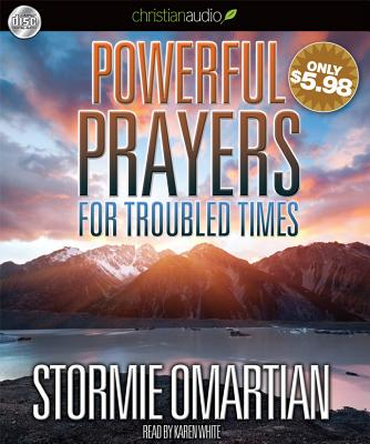 Image for Powerful Prayers for Troubled