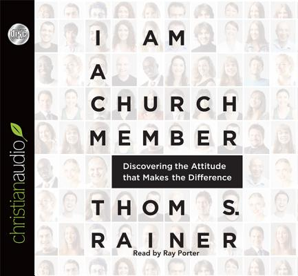 Image for I Am a Church Member - CD