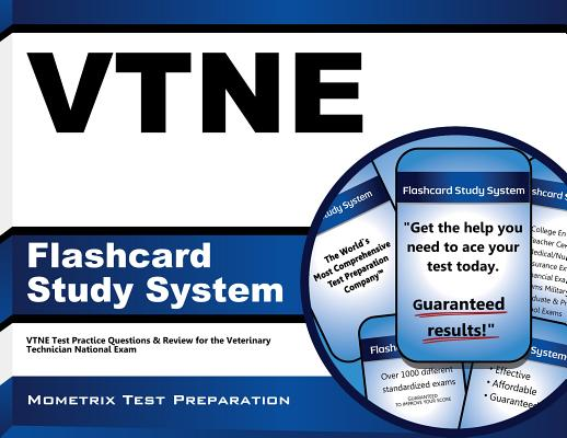 VTNE Flashcard Study System: VTNE Test Practice Questions & Review for the Veterinary Technician National Exam (Cards), VTNE Exam Secrets Test Prep Team