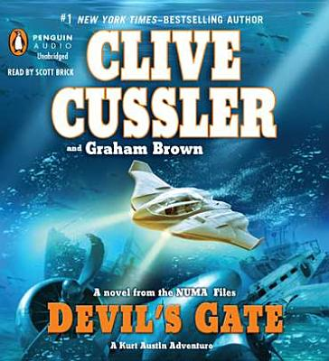Image for Devil's Gate (The Numa Files)