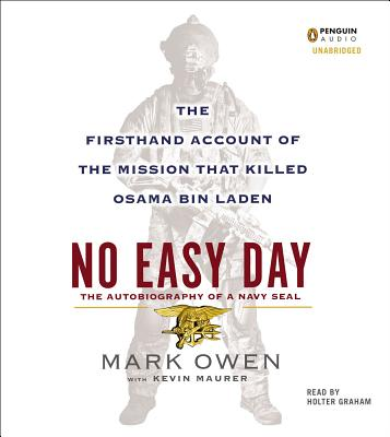 Image for No Easy Day: The Firsthand Account of the Mission That Killed Osama Bin Laden