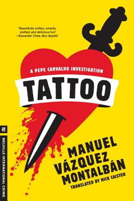 Image for Tattoo (A Pepe Carvalho Mystery)