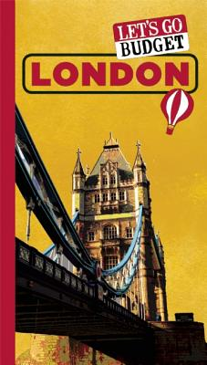 Image for Let's Go Budget London: The Student Travel Guide