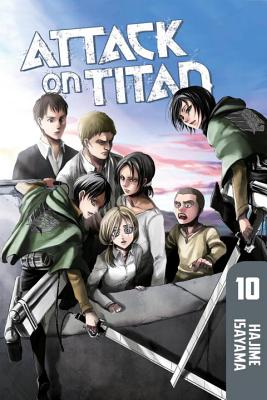 Image for ATTACK ON TITAN 10
