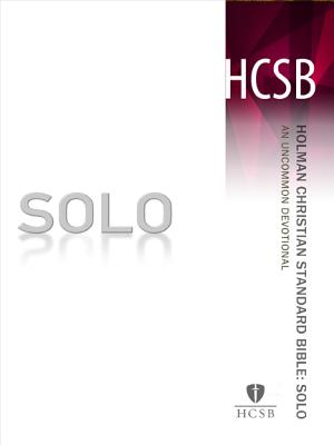 Image for SOLO HCSB: An Uncommon Devotional
