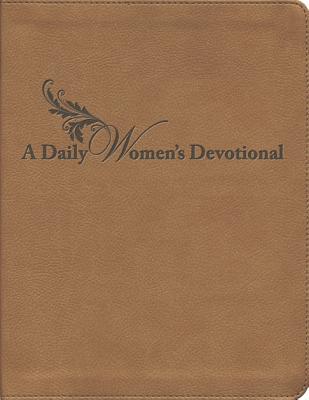 Image for A Daily Women's Devotional (Navpress Devotional Readers)