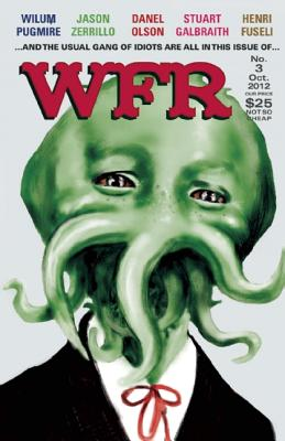 Image for WEIRD FICTION REVIEW, NO. 3, OCT. 2012
