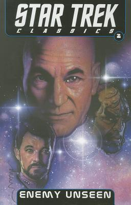 Star Trek Classics Vol. 2: Enemy Unseen, Keith R. A. DeCandido (Author), Christopher Golden  (Author), Tom Sniegoski (Author), Drew Struzan (Cover Design), Peter Pachoumis (Artist), & 2 More