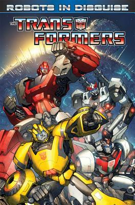 Image for Transformers: Robots in Disguise Volume 1