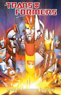 Image for Transformers: More Than Meets The Eye Volume 3