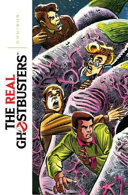 The Real Ghostbusters Omnibus Volume 2, James Van Hise