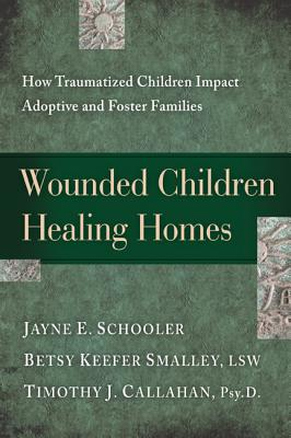 Image for Wounded Children, Healing Homes: How Traumatized Children Impact Adoptive and Foster Families