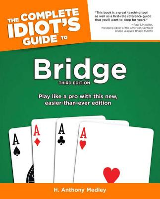 Image for The Complete Idiot's Guide To Bridge, 3e