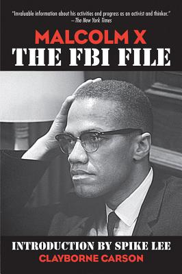 Malcolm X: The FBI File, Carson, Clayborne