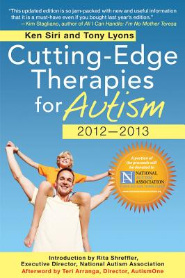 Image for Cutting-Edge Therapies for Autism, 2012-2013