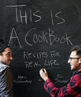 Image for This is a Cookbook: Recipes For Real Life
