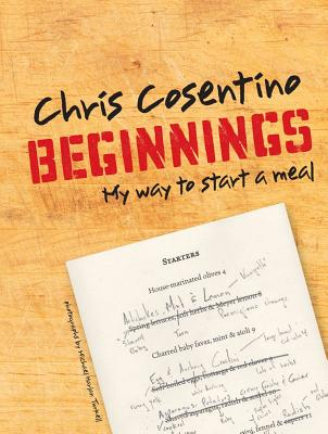 Image for Beginnings: My Way To Start a Meal