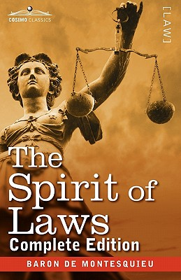 Image for The Spirit of Laws