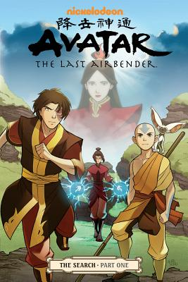 Image for Avatar: The Last Airbender: The Search, Part 1