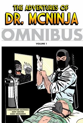 The Adventures of Dr. McNinja Omnibus Volume 1, Hastings, Christopher