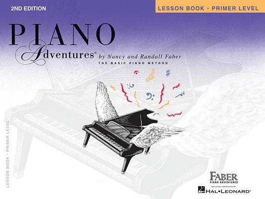 Image for Primer Level - Lesson Book: Piano Adventures