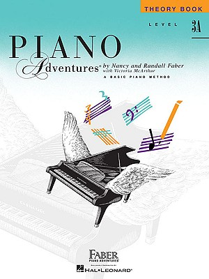 Piano Adventures Theory Book, Level 3A