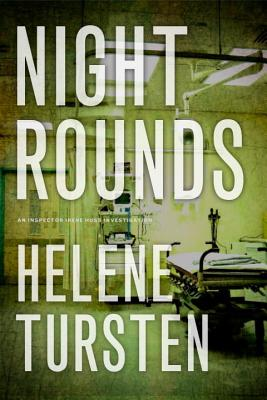 Image for NIGHT ROUNDS INSPECTOR IRENE HUSS