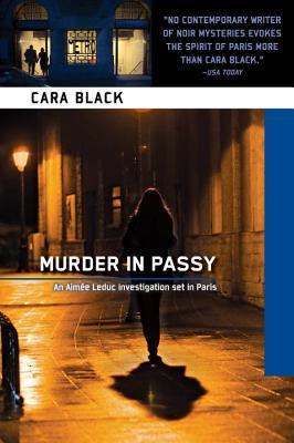 Murder In Passy, Black, Cara