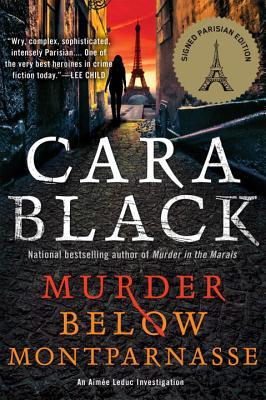 Murder Below Montparnasse, Black, Clara