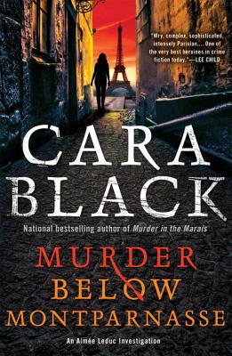 Murder in the Palais Royal, Black, Cara