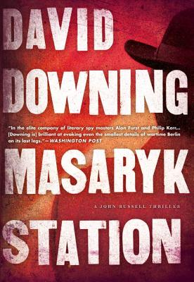 Image for Masaryk Station (A John Russell WWII Spy Thriller)