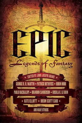 Image for EPIC: LEGENDS OF FANTASY (signed)